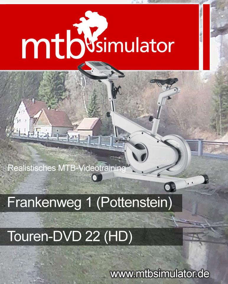Pottenstein singletrail